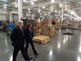 governor elect larry hogan tours costco photos montgomery maryland governor elect larry hogan today ed a costco whole regional distribution center in frederick county for a meeting national and local