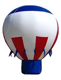 LookOurWay Giant Balloon, Red/White/Blue, 26-Feet ... - Amazon.com