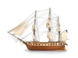 <b>Сборная деревянная модель</b> корабля <b>Artesania</b> Latina US ...