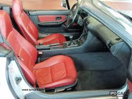 1997 bmw z3 roadster 18 m sport suspension leather red black black bmw z3 1997