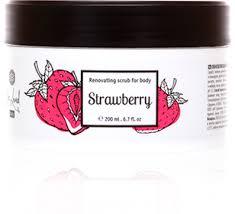Обновляющий <b>скраб</b> для тела Strawberry (Клубника) Be Loved ...