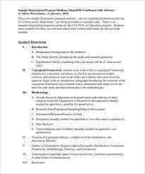 dissertation prospectus FAMU Online Sample dissertation prospectus FC
