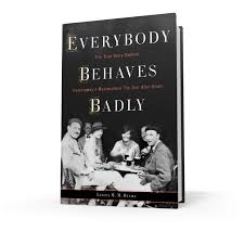 news lmmb ms blume s new book everybody behaves badly the true story behind hemingway s masterpiece the sun also rises has debuted on the new york times best