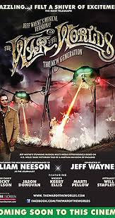 <b>Jeff Wayne's</b> Musical Version of the War of the Worlds Alive on Stage!