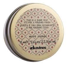 <b>Воск</b>-<b>блеск для волос</b> More Shine Wax 75мл Davines в Москве ...