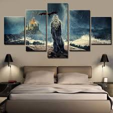 Modular <b>HD Printed Canvas</b> Pictures Home Decor Frame Poster 5 ...