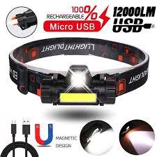 Fast Shipping <b>Multifunctional</b> Waterproof Powerful <b>LED Headlamp</b> ...
