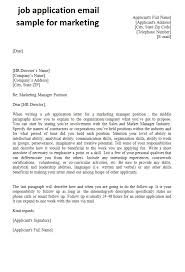 Cover Email Example  cover letter email examples for resume cover       intimation Pinterest