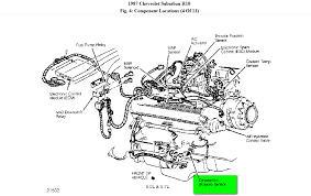 1987 chevy suburban knock sensor v8 injection wiring diagram