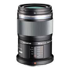 <b>Объектив Olympus M.Zuiko</b> Digital 60mm 1:2.8 черный — купить в ...
