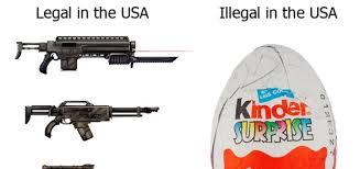 Les lois en Amérique :