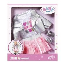 Купить Zapf Creation Комплект <b>одежды для</b> куклы Baby Born ...