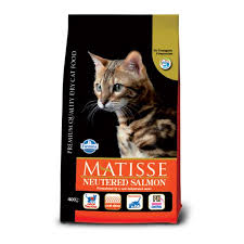 Farmina <b>Matisse Neutered Salmon</b> – Every Pet Is Special !!