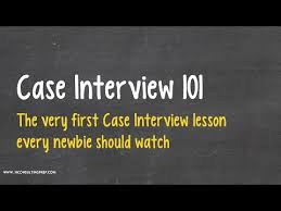 Interview Tips  Getting ready for The Skills Interview mckinsey case study practice jpg