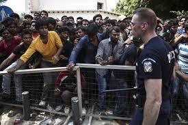 Αποτέλεσμα εικόνας για εισβολη λαθρομεταναστων