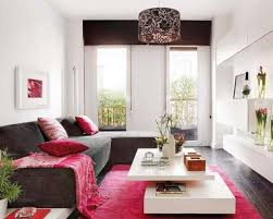 living room amazing small space dining combo decor ideas photos red damask fabric rug white high beautiful furniture small spaces small space living