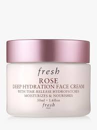 <b>Fresh Rose Deep Hydration</b> Face Cream, 50ml at John Lewis ...