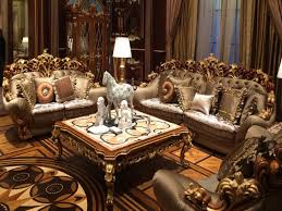 marvelous retro living room furniture ideas italian style amazing for formal showing european gold carving art amazing latest italian furniture design