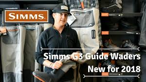 <b>Simms</b> G3 Guide Waders Review - <b>New</b> for <b>2018</b> - Duranglers Fly ...