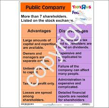 forms of ownership public company depicta forms of ownership public company