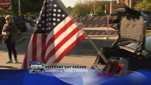 veterans day wnct video essay greenville veterans day parade and ceremony