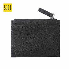 Original <b>90Fun</b> Men Business Casual Coin Purses Money Bag ...