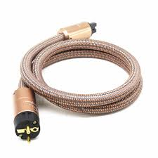 Hifi Accuphase <b>Power Cable</b> High Purity OFC <b>Power Cord</b> with ...