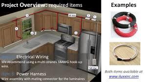 under cabinet lighting diagram 2 adding under cabinet lighting