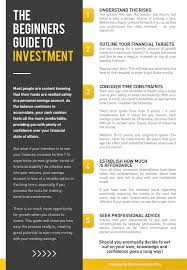 the beginners guide to investment one investments but what if your intentions is to see your finances increase further