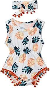 Amazon.com: Leapparel <b>Newborn</b> Toddler <b>Baby</b> Girl Floral ...