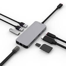 8 <b>Port USB</b>-<b>C Hub</b> - UNISYNK