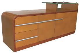 sold gilbert rohde art deco furniture cabinet