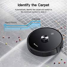 <b>Proscenic M7 Pro</b> LDS Robot Vacuum Cleane- Buy Online in ...