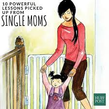 powerful thank you notes to single moms from the kids they  a good mom wants her childs outcome to be better than her own