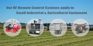 CaryMart, <b>Remote Control</b> System | <b>RF</b> Transmitter And Receiver