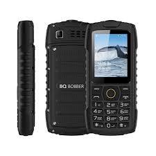 """Мобильный <b>телефон BQ 2439</b> Bobber Black, 2,4"""", 32+32 Мб, 2Sim ..."""