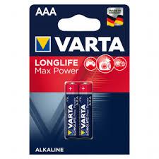 <b>Батарейка</b> алкалиновая <b>VARTA Max Tech</b> C, 2 шт. - купите по ...
