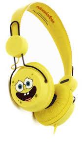 <b>Наушники COLOUD SpongeBob</b> Happy купить - низкая цена в ...