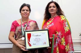 delhi public school r k puram new delhi state award for vice principal mrs anita singh