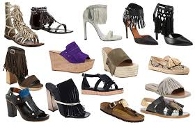 Image result for fringe shoes 2015