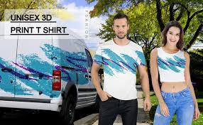 Goodstoworld Unisex <b>Personalized Novelty</b> 3D <b>Printed</b> T-Shirts ...