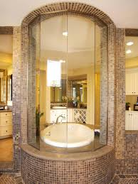 bathroom wall cabinet ideas roman spacious shower designlens tile tub surround sxjpgrendhgtvcom spacious