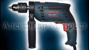 <b>Bosch GSB 13</b> RE (<b>Дрель</b>) - YouTube