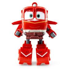 Трансформер <b>Robot Trains Альф (Делюкс</b>) 80185 купить по цене ...