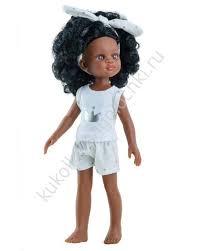 <b>Кукла</b> Нора в <b>пижаме</b>