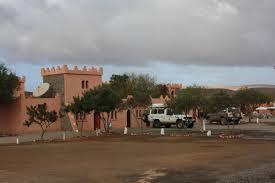 Circuit moto Agadir:Hôtel Fort Boujerif