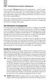 principles of management cliffs quick review 13 4 cliffsquickreview principles of managemententer managers