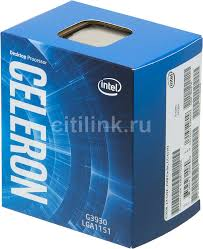 Купить <b>Процессор INTEL Celeron G3930</b>, BOX в интернет ...