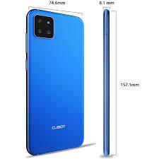 <b>CUBOT X20 Pro</b> 128GB Smartphone with <b>6.3</b>-- Buy Online in ...