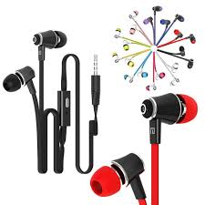 3.5mm <b>In Ear Earphone Headphone Noodle</b> Cable Universal with ...